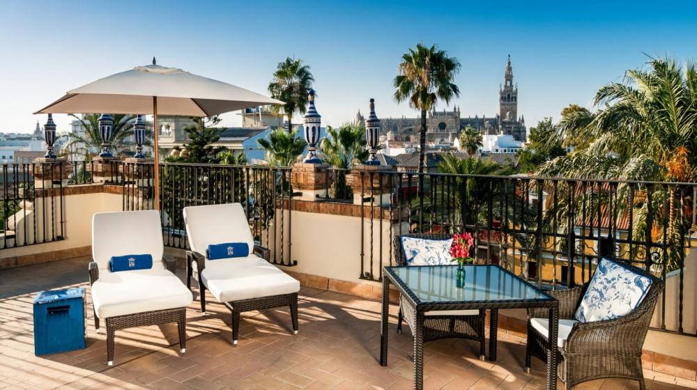 Hotel alfonso xiii a luxury collection hotel in sevilla for Design hotels andalusien
