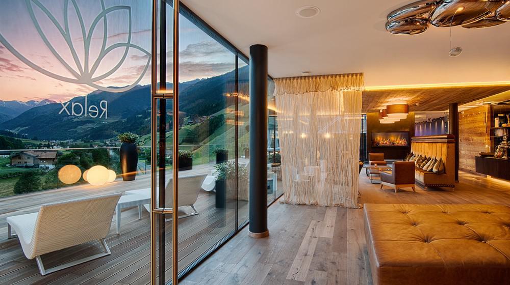 Amonti wellnessresort a valle aurina trentino alto adige for Offerte soggiorno in trentino alto adige