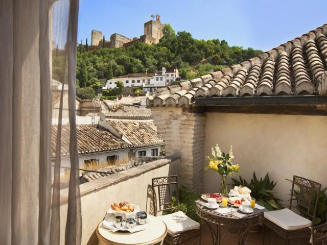 Luxury hotels in andalusia charming hotels and spa for La casa granada madrid