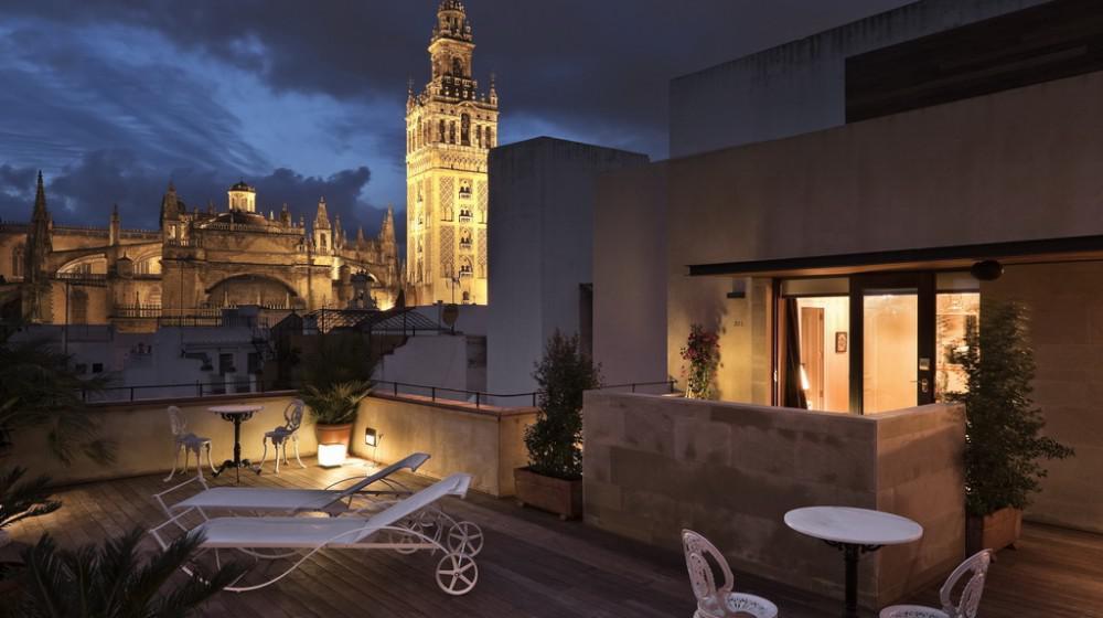 Hotel casa 1800 sevilla in seville andalusia - Hotel casa espana villaviciosa ...
