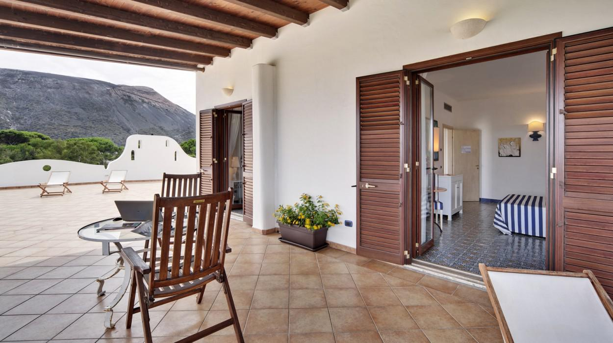 Hotel Garden Vulcano In Aeolian Islands Sicily