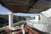 Suite Na Xamena with terrace and sea view