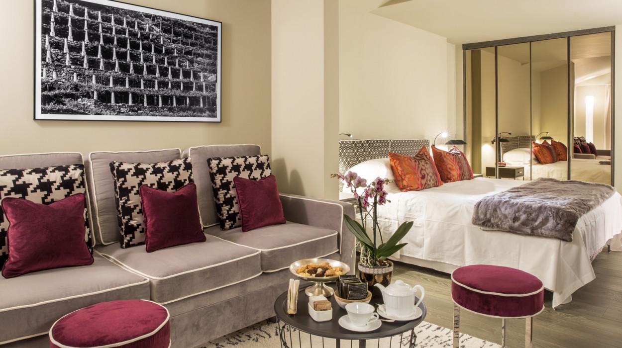 Hotel Hermitage Relais & Châteaux