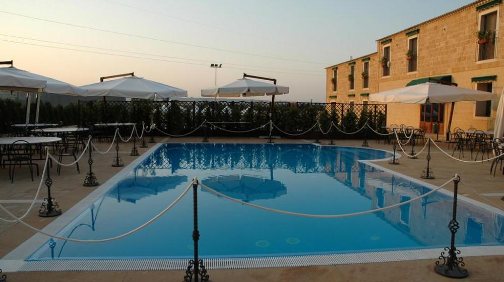 Hotel il podere siracusa for Hotel resort siracusa