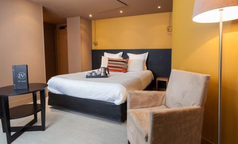 Hotel Restaurant Spa Ivan Vautier In Caen Normandie