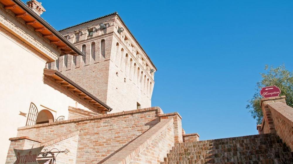 Castello Di Chiavenna Landi Emilia Romagna Cortemaggiore