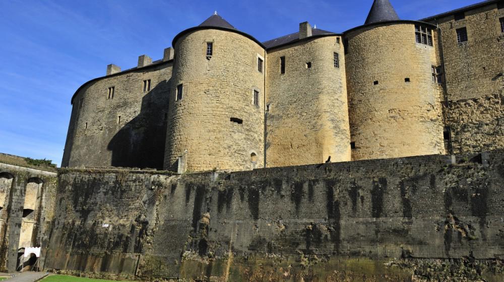 Hôtel Le Château Fort de Sedan