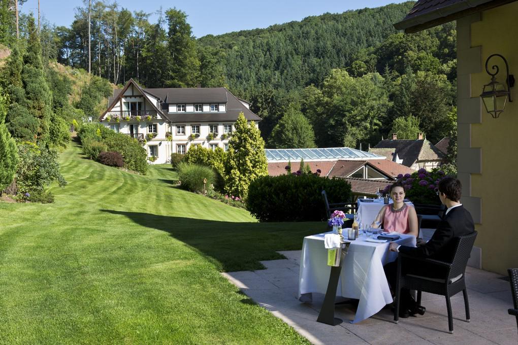 Hôtel Le Clos Des Délices Restaurant & Spa