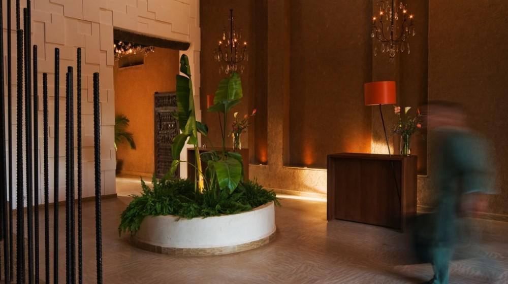 Hotel Les Cinq Djellabas