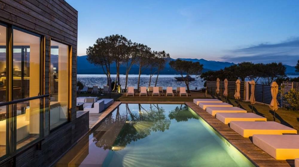 Hotel mariosa a porto vecchio corsica for Hotels porto vecchio