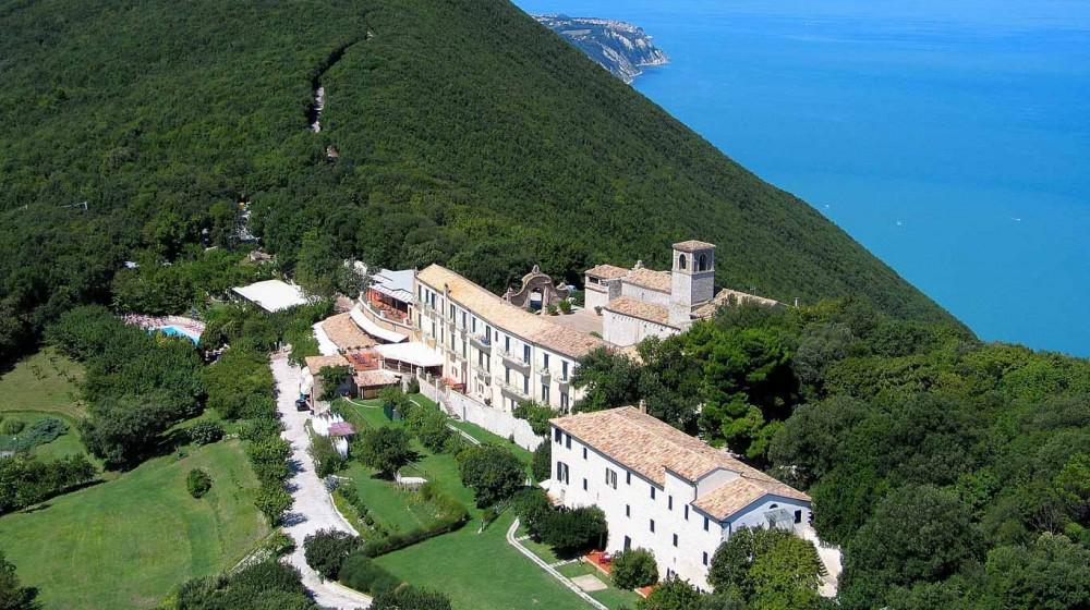 Hotel Monteconero Badia Di San Pietro