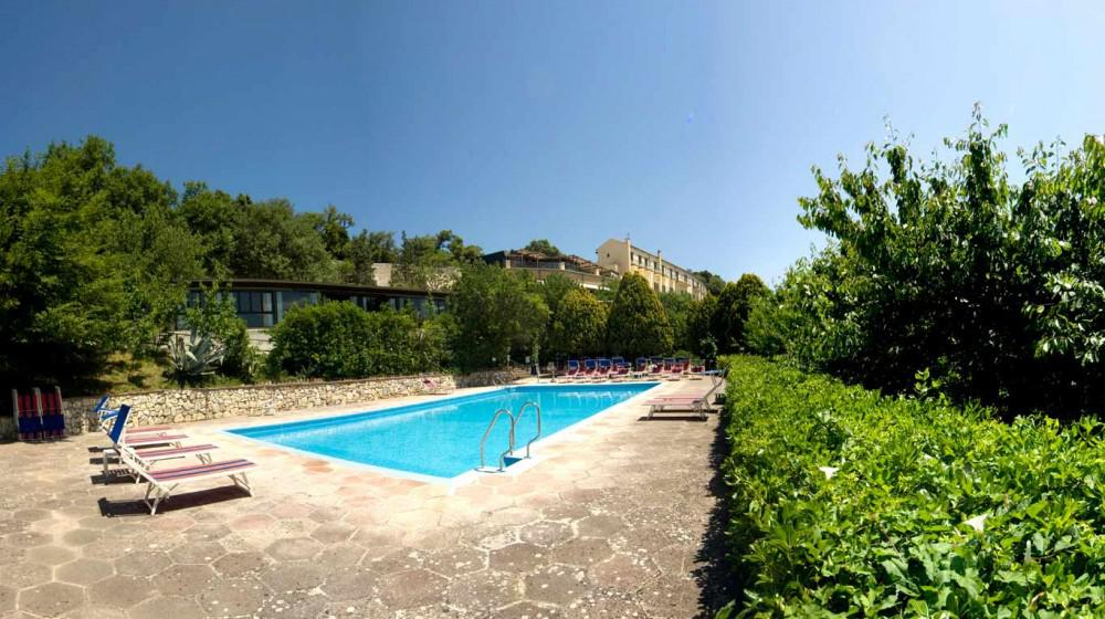 Hotel Monteconero Badia San Pietro