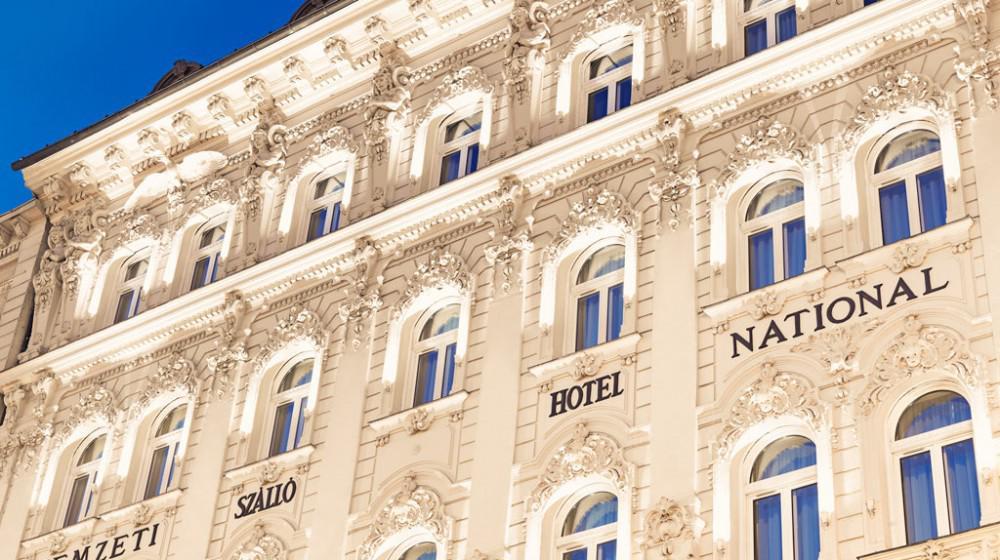 Hotel Nemzeti Budapest Mgallery