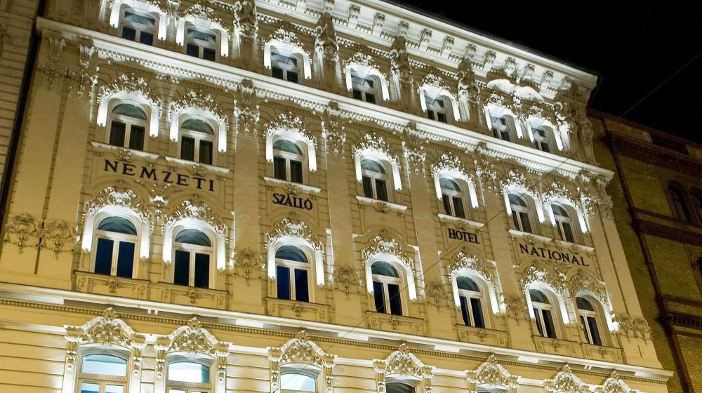 Hotel Nemzeti Budapest - MGallery
