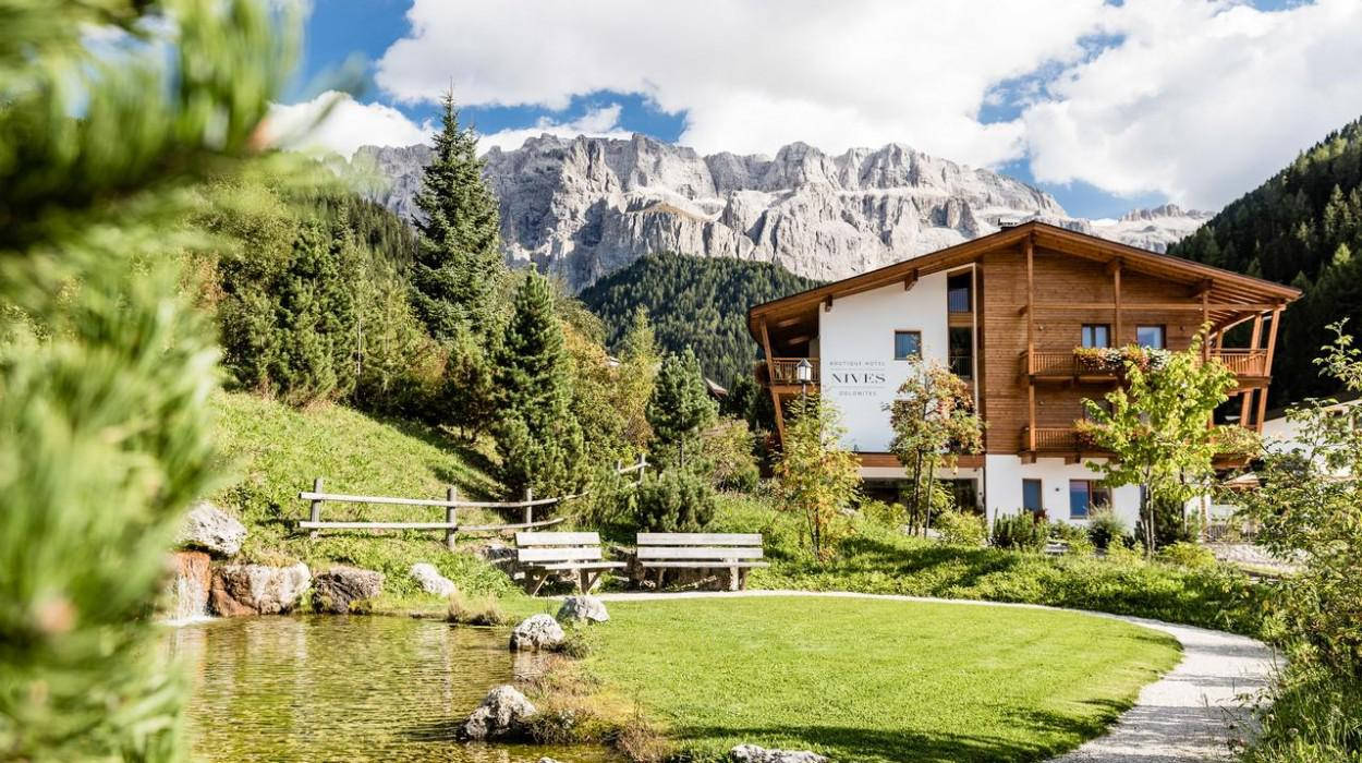 Boutique Hotel Nives - Luxury & Design in the Dolomites