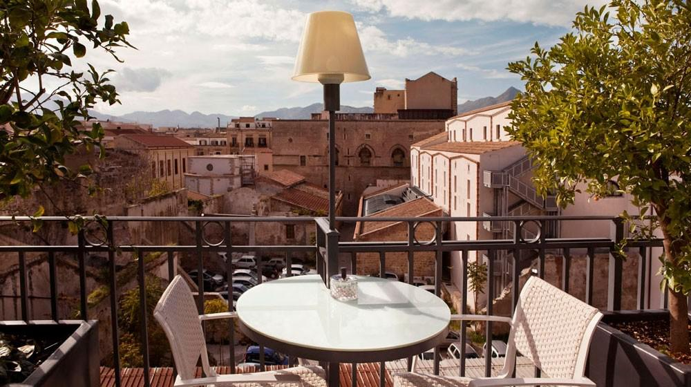 Hotel Porta Felice In Palermo Sicily
