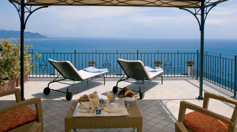 Hotel raito wellness spa a vietri sul mare costiera for Hotel barcellona sul mare