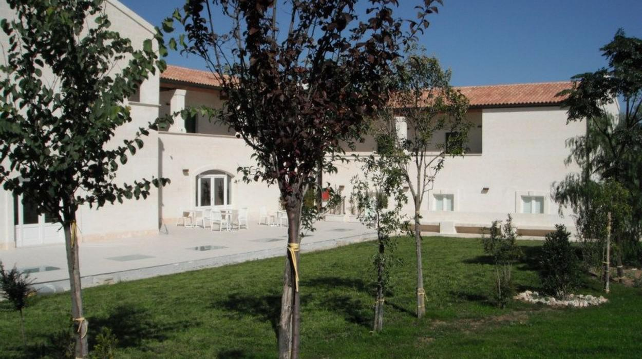 Hotel residence cave del sole resort beauty a matera for Beauty residence