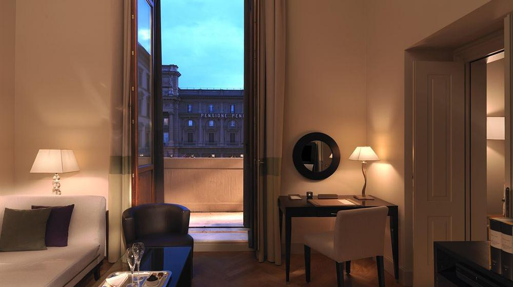 Hotel Savoy In Florence Tuscany