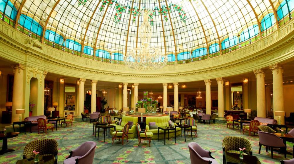 Hotel The Westin Palace Madrid In Madrid Madrid