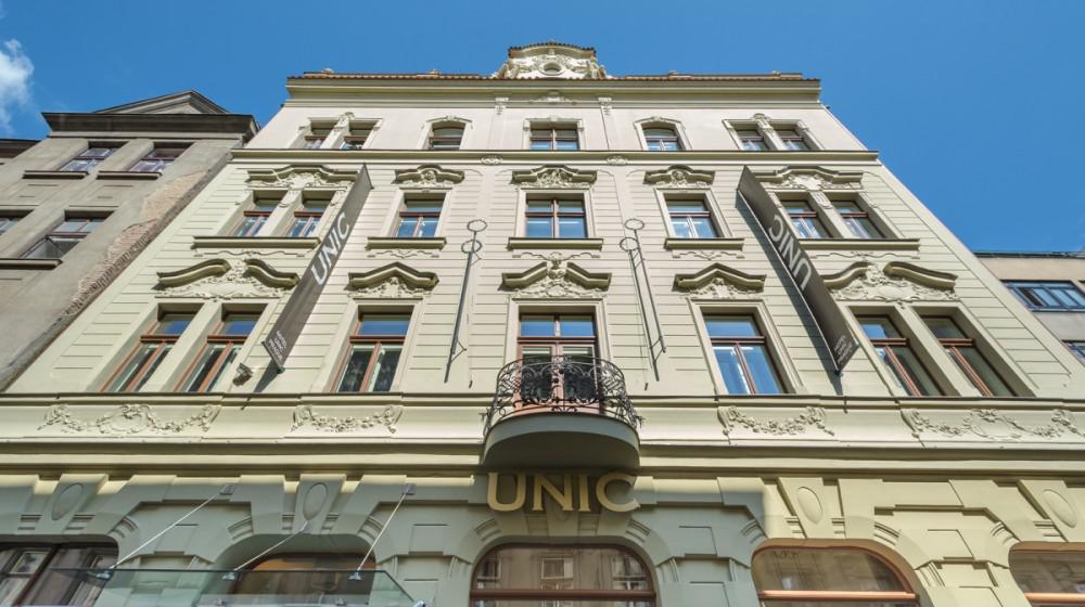 Hotel Unic Prague Restaurant