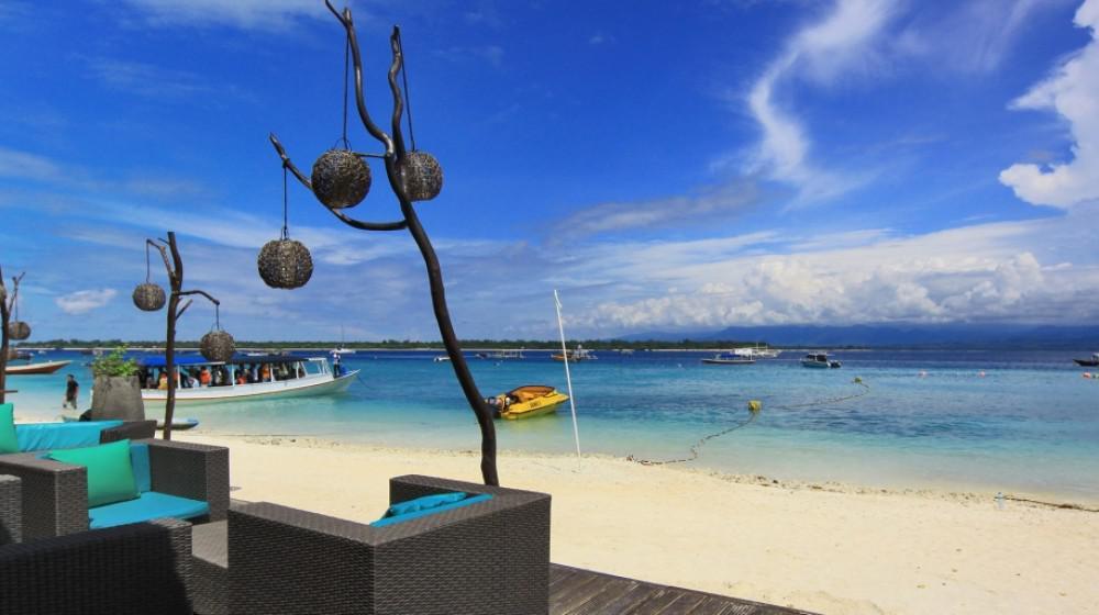 Ombak Sunset Hotel Gili Trawangan Island