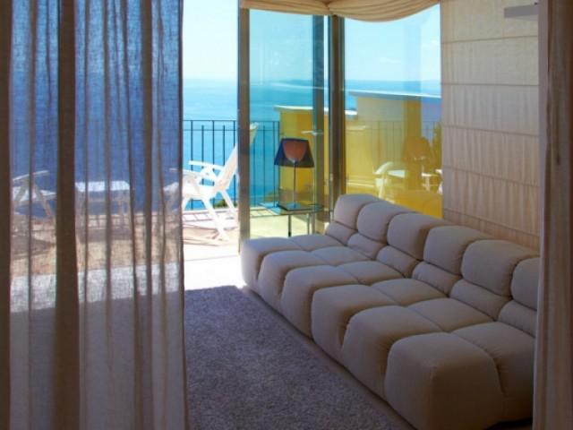Deluxe Studio with sea view