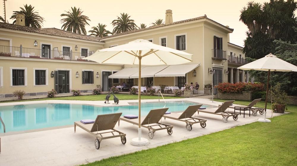 Hotel Villa Jerez Jerez De La Frontera Andaluc A