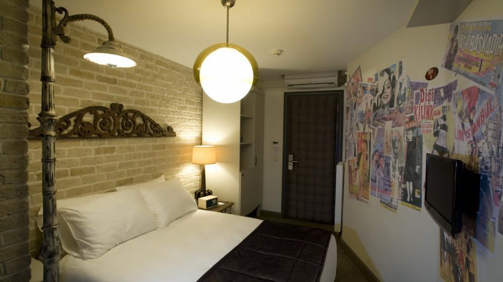 Hypnos design hotel a istanbul marmara for Decor hotel istanbul