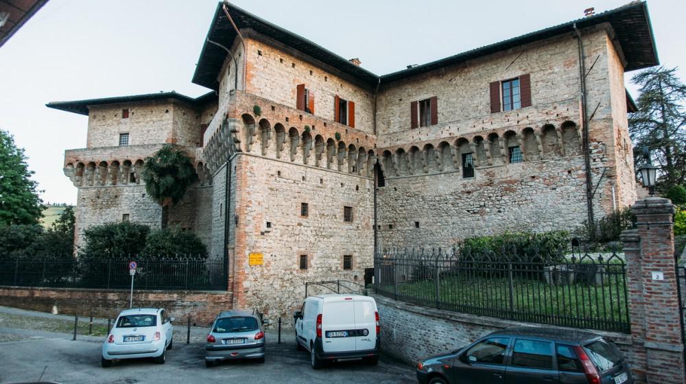 Il Castello del Capitano delle Artiglierie