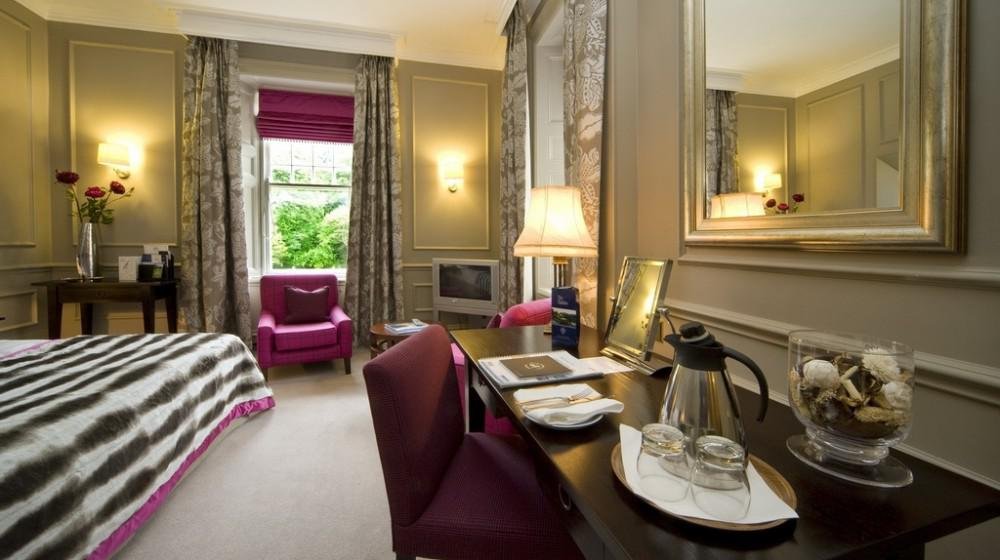 Isle of Eriska Hotel & Spa