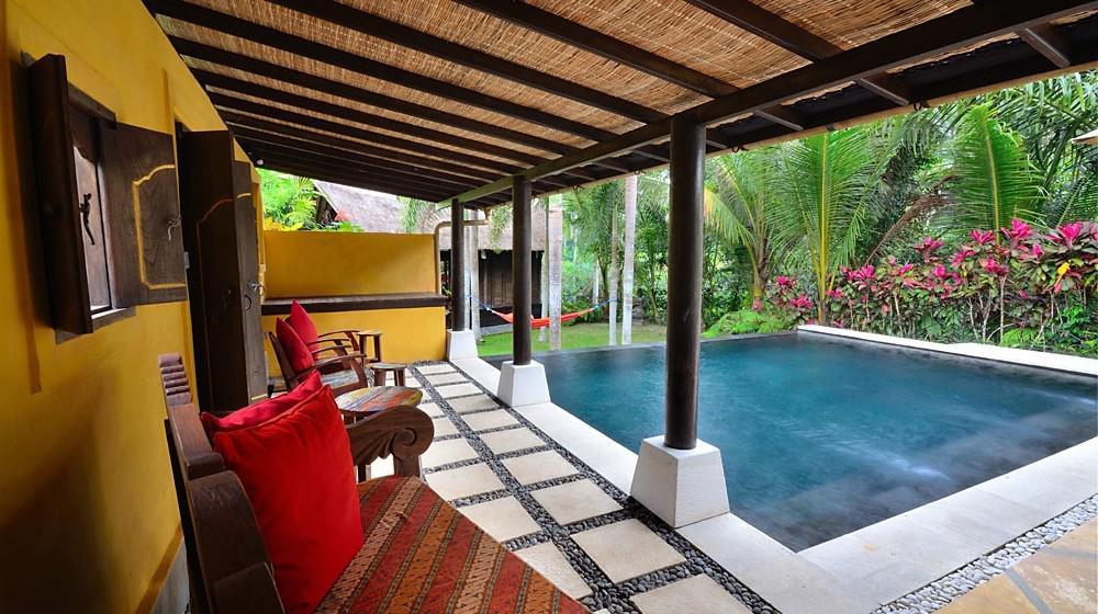 Jendela di Bali Villa