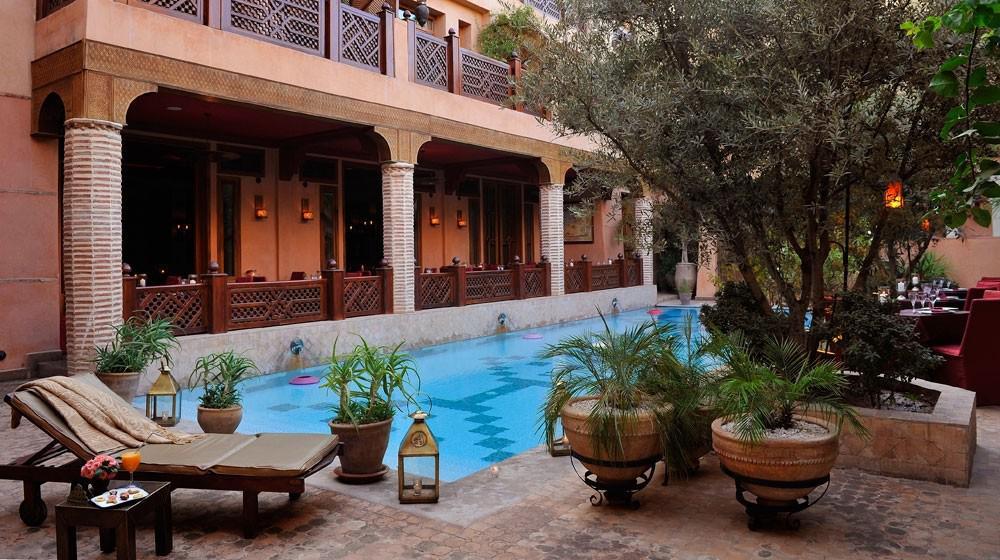 La maison arabe hotel spa cooking workshops in - A la maison en arabe ...
