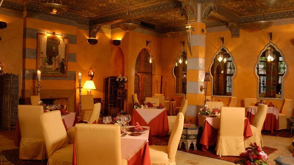 La maison arabe hotel spa cooking workshops in for A la maison en arabe