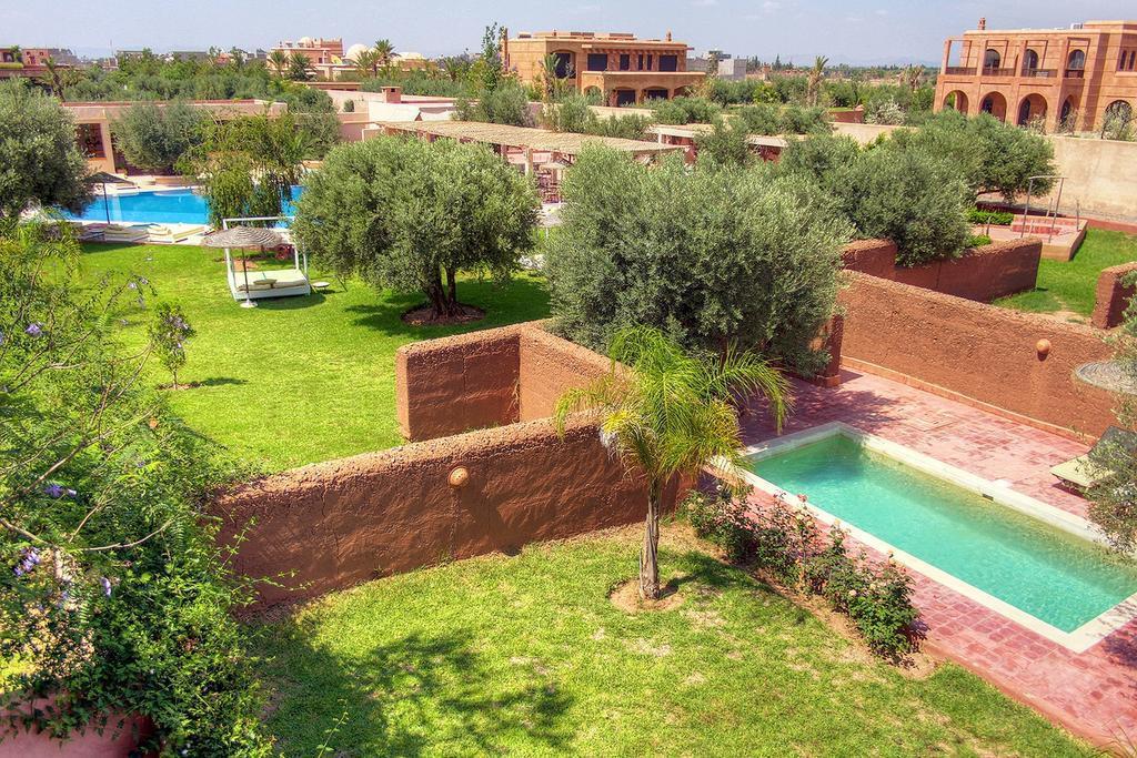 Hotel Des Oliviers Marrakech