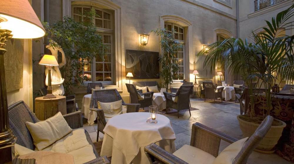 La mirande in avignon provence for Boutique hotel avignon