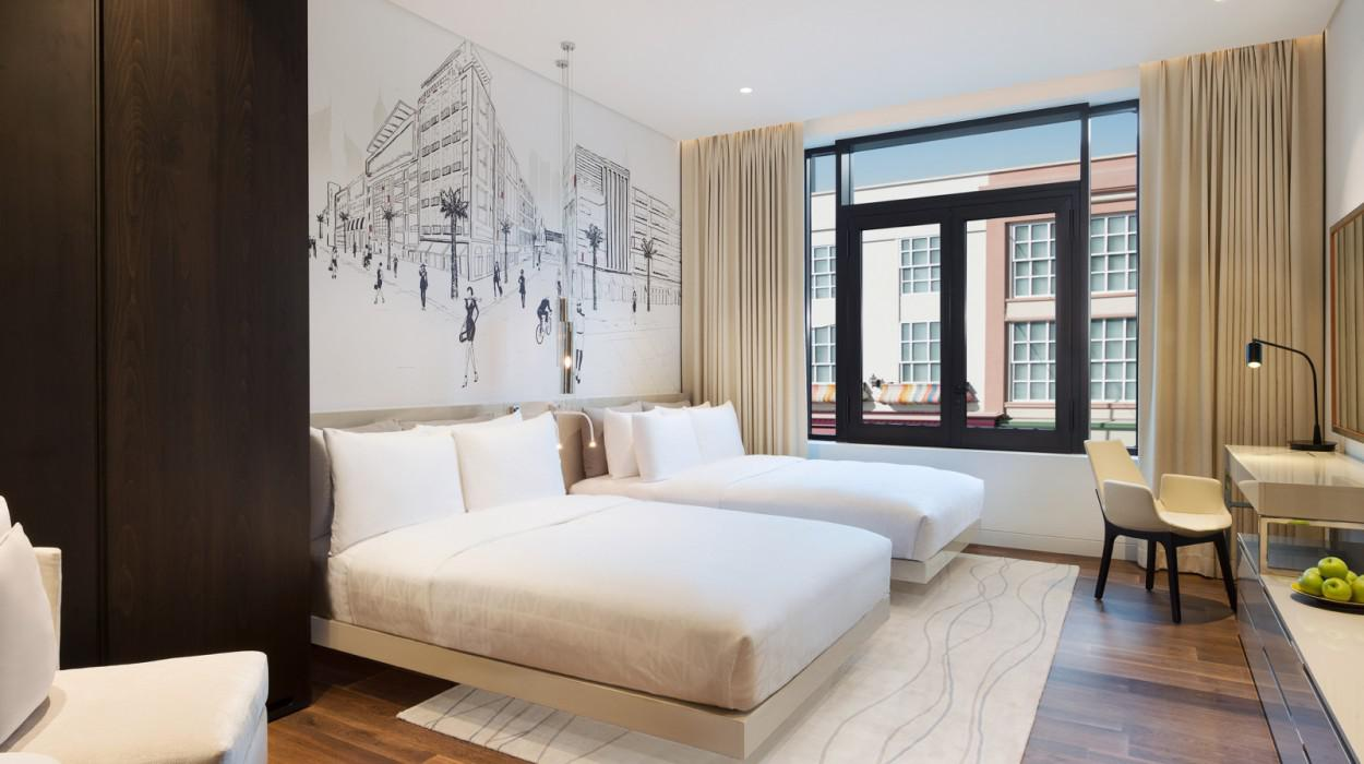 La Ville Hotel & Suites CITY WALK Dubai, Autograph Collection