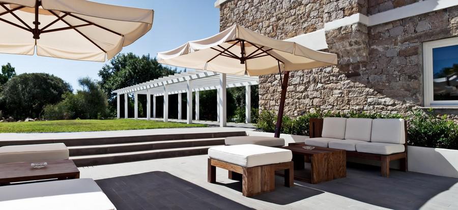 Lanthia resort santa maria navarrese sardaigne for Kleine designhotels