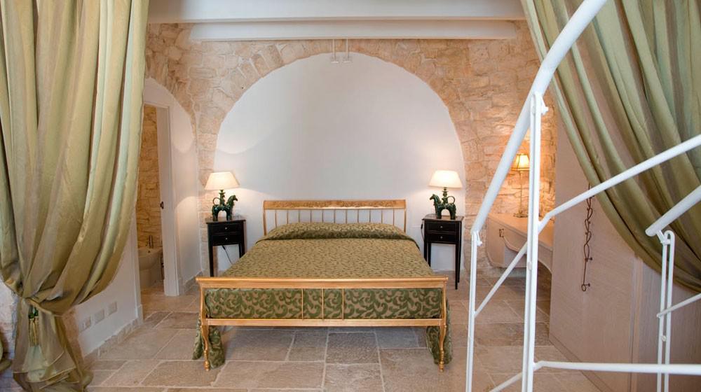 Le Alcove - Luxury Hotel nei Trulli