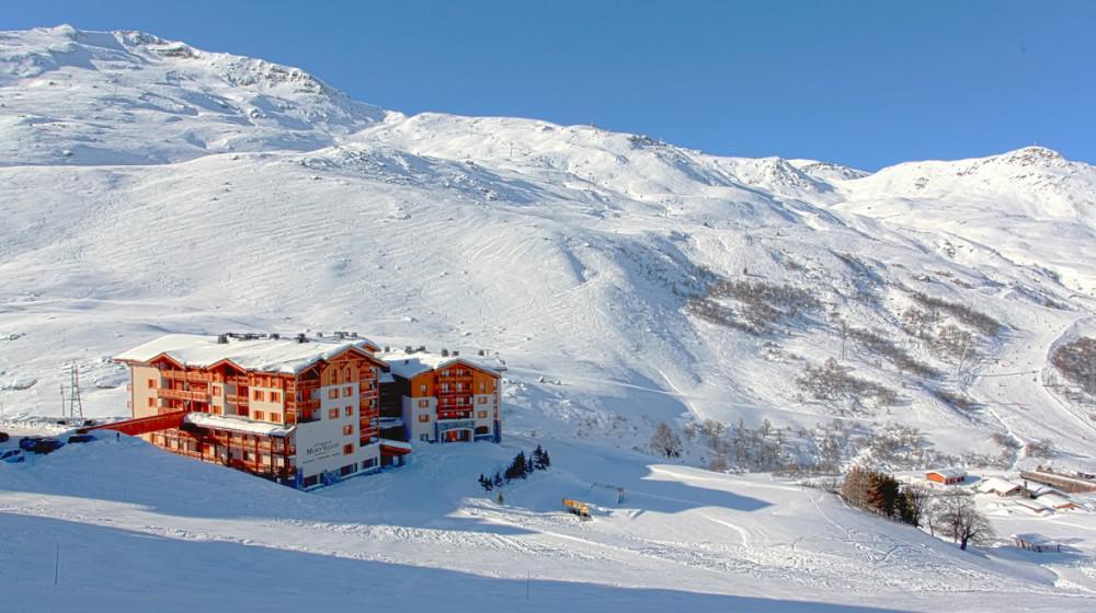 le chalet du mont vallon spa resort 224 les menuires rh 244 ne alpes