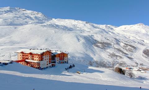 Le Chalet du Mont Vallon Spa Resort