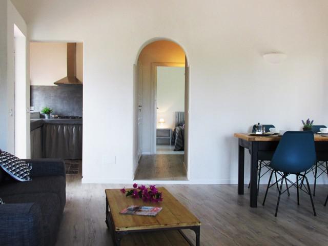 Apartment Deluxe mit 1 Schlafzimmer