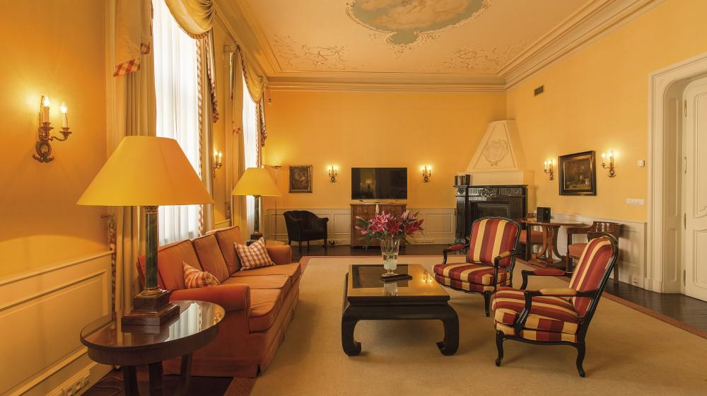 Le palais art hotel prague in prag prag region for Art hotel prague