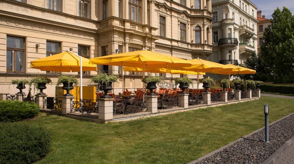 Le palais art hotel prague prague prague r gion for Art hotel prague