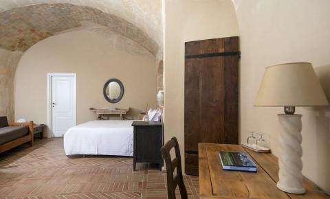 Locanda Di San Martino Hotel Thermae Romanae In Matera Basilicata