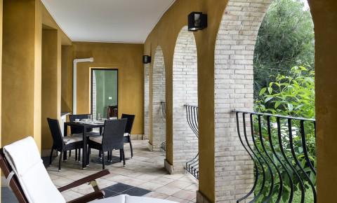 Apartment Mit 2 Schlafzimmern Etna Mit Terrasse, Ätna Und Meerblick, Etage  Schwimmbad