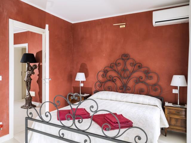 Apartamento de 2 dormitorios Etna con terraza, vista al mar y Etna, piso de la piscina
