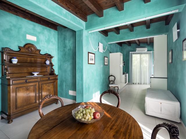 Apartamento de 2 dormitorios, 'Etna' con terraza, vista al mar y Etna, segundo o tercer piso