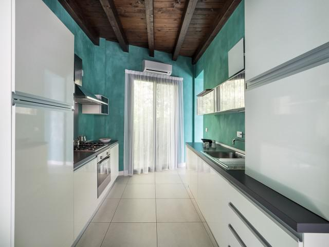 Two-Bedroom Apartment Etna with terrace, Etna and Sea view, second or third floor