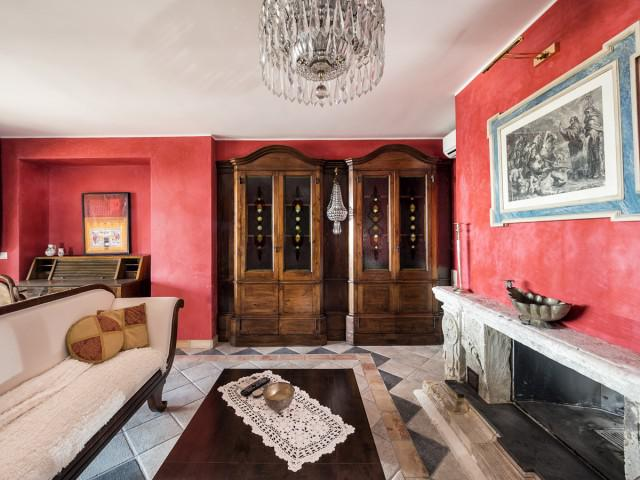 Apartamento de 1 dormitorio, Eolie con terraza, vista al mar y Etna